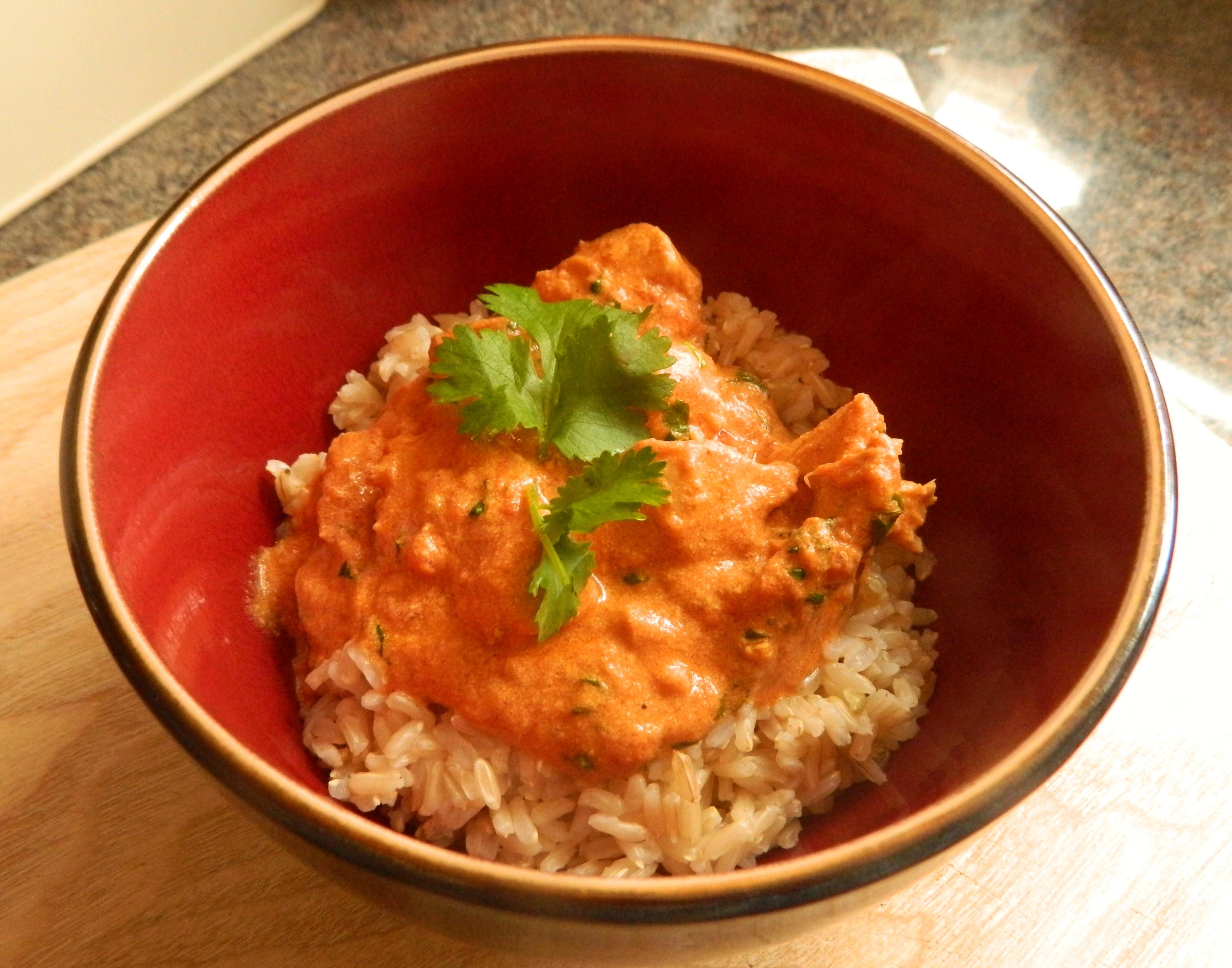 how to make chicken tikka masala easy
