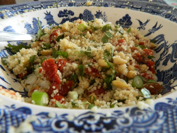 bedjewelled cous cous
